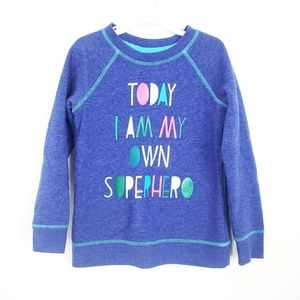 Cat & Jack Sweatshirt | 5t